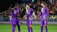 Vitesse Vs Tottenham: The Lilywhites Tumbang 0-1