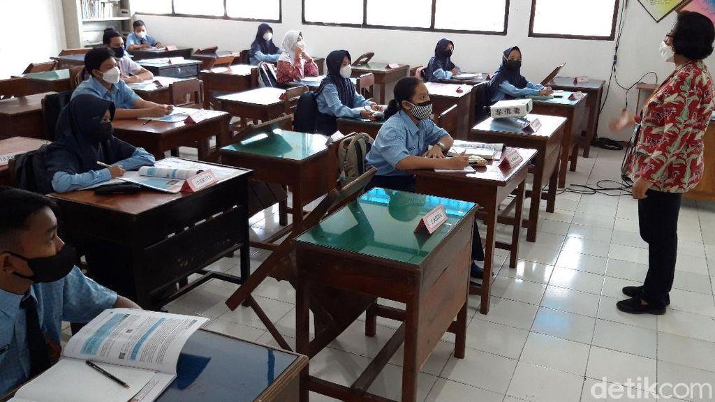 Hasil Evaluasi Oke, Uji Coba PTM di Boyolali Diperluas ke Jenjang TK/PAUD