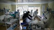 Kesibukan Tenaga Kesehatan Rusia Hadapi Badai Corona