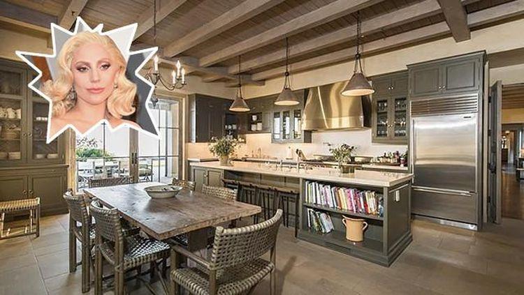 10 Dapur Artis Hollywood yang Keren, Bisa Jadi Inspirasi Nih!