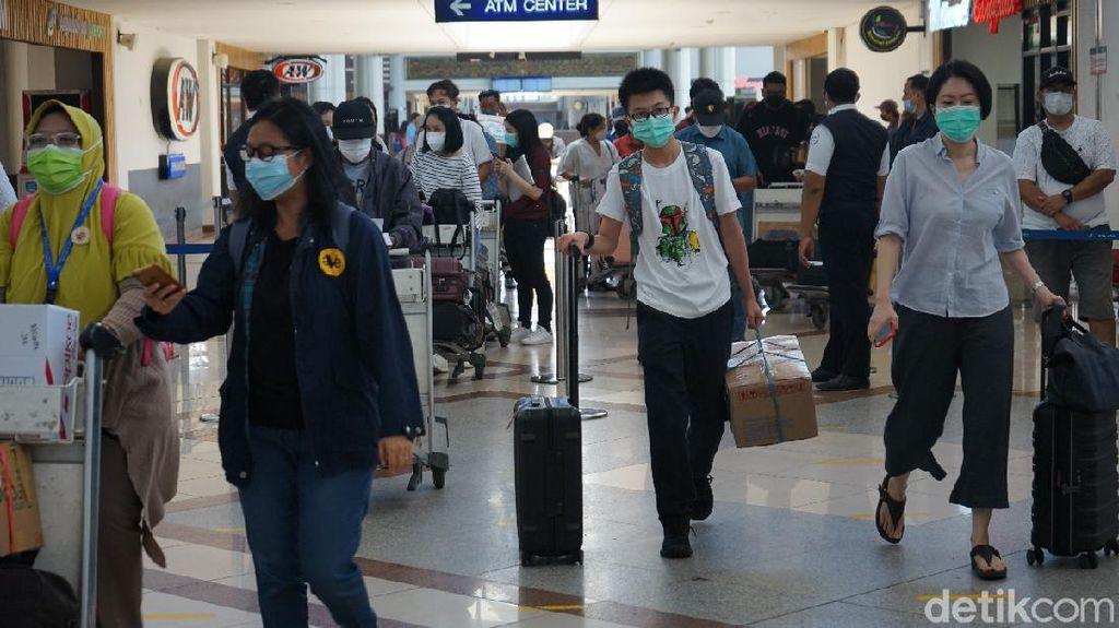 Penumpang Bandara Juanda Wajib Punya Bukti Negatif Tes PCR Mulai Besok