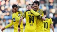 Bielefeld Vs Dortmund: Die Borussen Gasak Tuan Rumah 3-1
