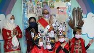 Bunda PAUD Pastikan Kesiapan Sekolah Jelang PTM di Palangka Raya