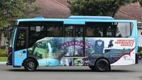 Asyik! Purwokerto Punya Bus Wisata Gratis, Mulai Beroperasi Hari Ini
