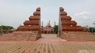 Candi Bentar, Simbol Keakraban Kesultanan Demak-Cirebon