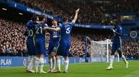 Chelsea Vs Norwich: The Blues Pesta Gol 7-0, Mount Hat-trick!