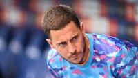 Eden Hazard Siap Debut di El Clasico Setelah Tertunda Dua Tahun