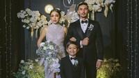 Jessica Iskandar Menikah, Begini Bahagianya El Barrack