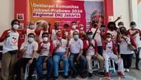 Komunitas JokPro DKI Deklarasi Dukung Jokowi-Prabowo di Pilpres 2024