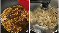 Nyeleneh! Netizen Thailand Bikin Popcorn Pakai Es Krim