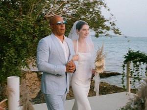So Sweet...Meadow Walker Menikah, Vin Diesel Jadi Pengganti Paul Walker