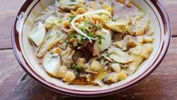 Resep Soto Ayam Kletuk Khas Blora yang Gurih Kuahnya dan Renyah Toppingnya