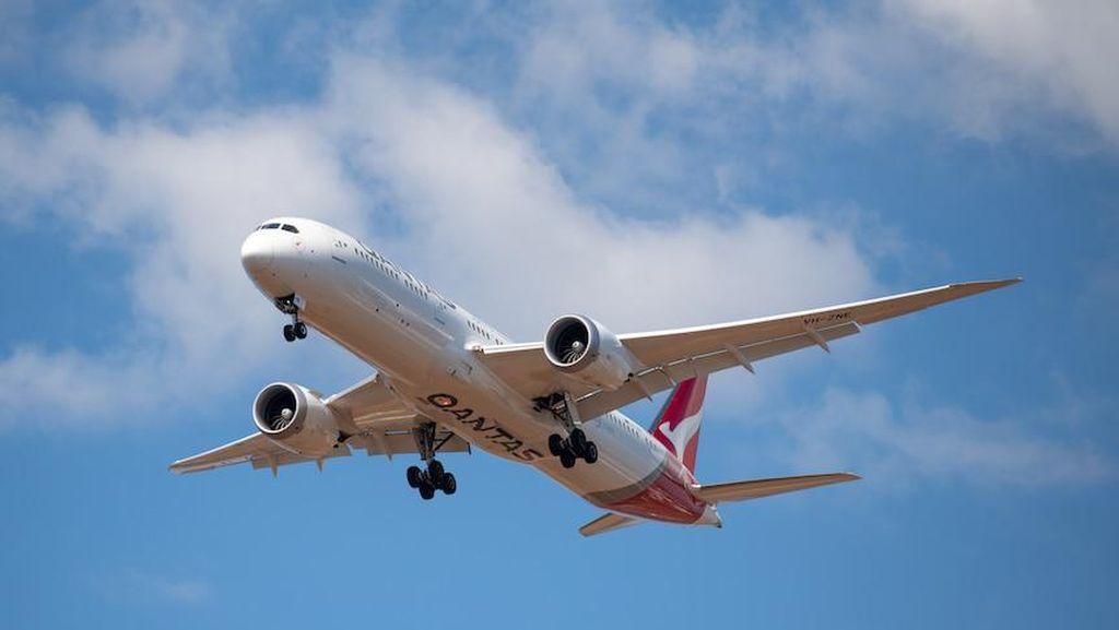 Selain Rute Domestik, Qantas Kembali Buka Rute Internasional ke London-Singapura-Bangkok