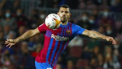 Barcelona Vs Real Madrid: Ini Rekor Sergio Aguero Lawan Los Blancos