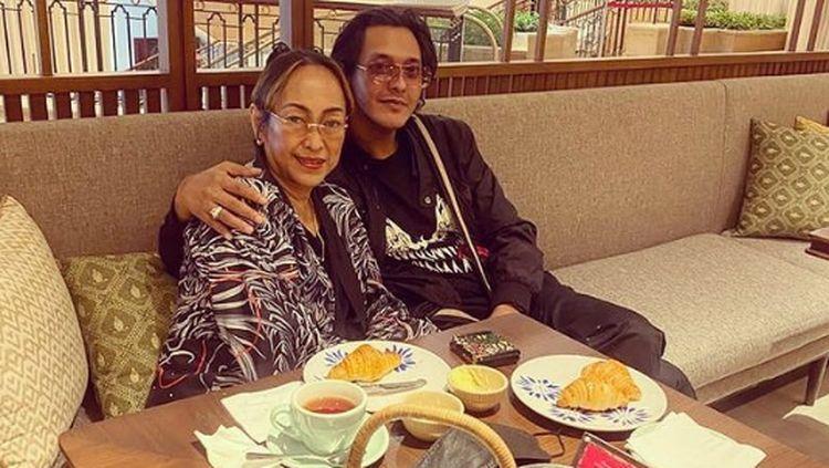 Momen Sukmawati Soekarnoputri yang Sering Makan Bareng Sang Anak