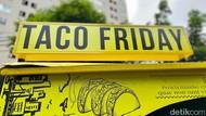 Ada Taco dan Nachos Meksiko Nikmat di Pinggir Jalan