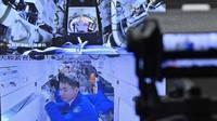 Mengintip Stasiun Antariksa China yang Bikin Kagum