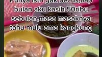 Ribut Uang Belanja Rp 50 Ribu Sebulan dan Buah yang Tercatat dalam Al Quran