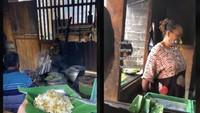 Murah Meriah! Warung Ini Tawarkan Nasi Megono Nikmat Rp 3.000