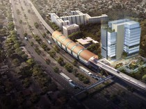 WFO Kembali Ramai, Muncul Proyek Kantor Nempel Stasiun