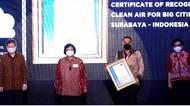 Kota Surabaya Raih Penghargaan Lingkungan Tingkat Nasional & ASEAN