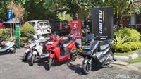 Bali Target Modifikasi 400 Ribu Motor Jadi Kendaraan Listrik Hingga 2025