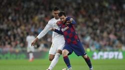 El Clasico: Barca Kini Tanpa Messi, Real Madrid...