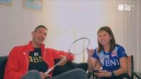 Ada Materazzi, BNI & PBSI di Balik Sukses RI Juarai Piala Thomas 2020