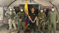 Bos Gembong Narkoba Paling Dicari di Kolombia Ditangkap!