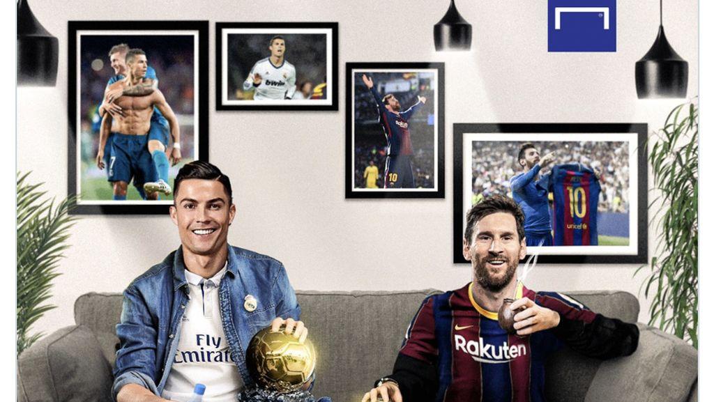 Meme El Clasico Pertama Tanpa Messi-Ronaldo, Mengsedih atau Seru?