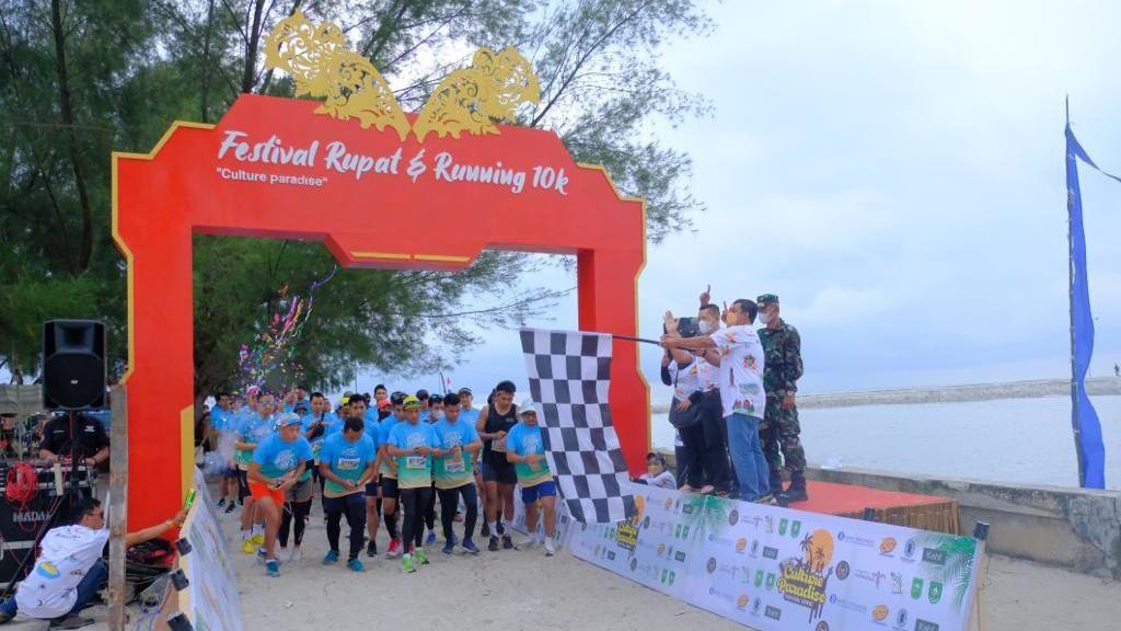 Genjot Pariwisata-Ekonomi, Pemprov Riau Gelar Festival Pulau Rupat
