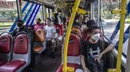 Jakarta PPKM Level 2, Angkutan Umum Boleh Angkut 100% Penumpang