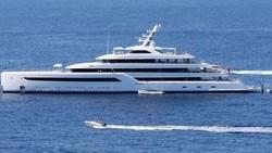 Penampakan Kapal Pesiar Mewah Jack Ma yang Jelajah Spanyol