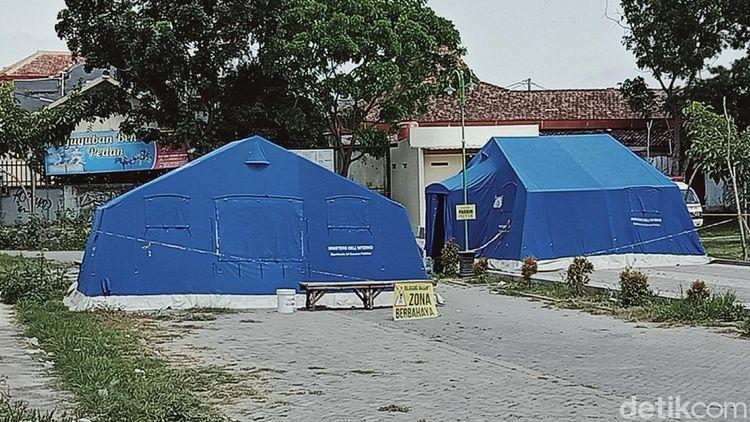 Kasus COVID-19 Turun, Aktivitas di Posko Tim Kubur Cepat Klaten Sepi