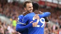Brentford Vs Leicester: Si Rubah Menang 2-1 di Kandang Lebah