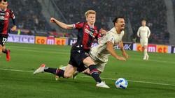 Bologna Bikin AC Milan Kebingungan