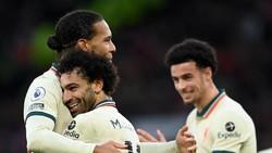 Man Utd Vs Liverpool: Salah Hat-trick, The Reds Pesta Gol 5-0