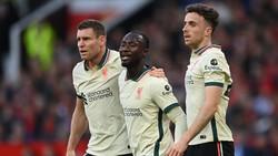 Man United Vs Liverpool: The Reds Unggul 4-0 di Babak I