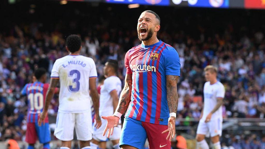 El Clasico Jilid Pertama: Barcelona Tumbang di Kandang