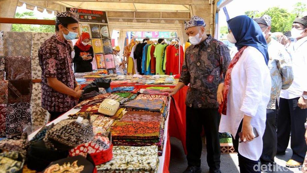 Kunjungi Banyuwangi, Menkop UKM Siap Dukung Pengembangan UMKM