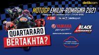 MotoGP Emilia Romagna 2021: Pesta Juara Quartararo Tertunda?