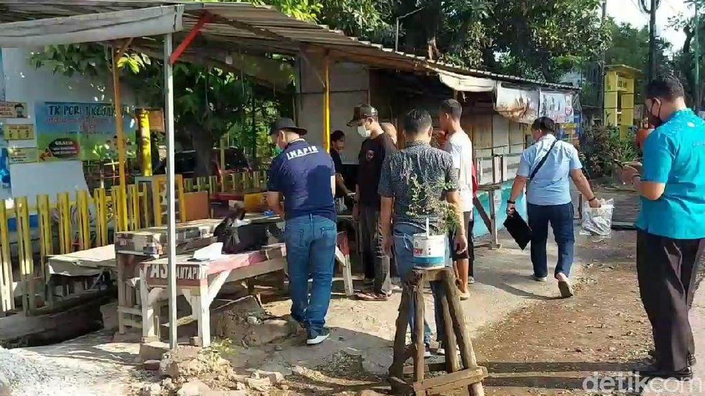 Pemilik Warung yang Tewas Dibacok Kepala Sempat Dikira Korban Tabrak Lari