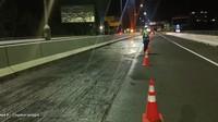 24 Titik Jalan Tol Bali Mandara Diperbaiki, Waspada Rekayasa Lalin