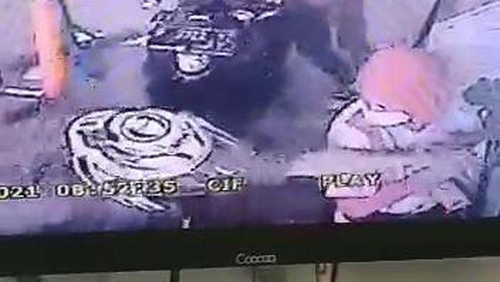 Jambret Uang Petugas SPBU, Pria di Cianjur Ditangkap Polisi
