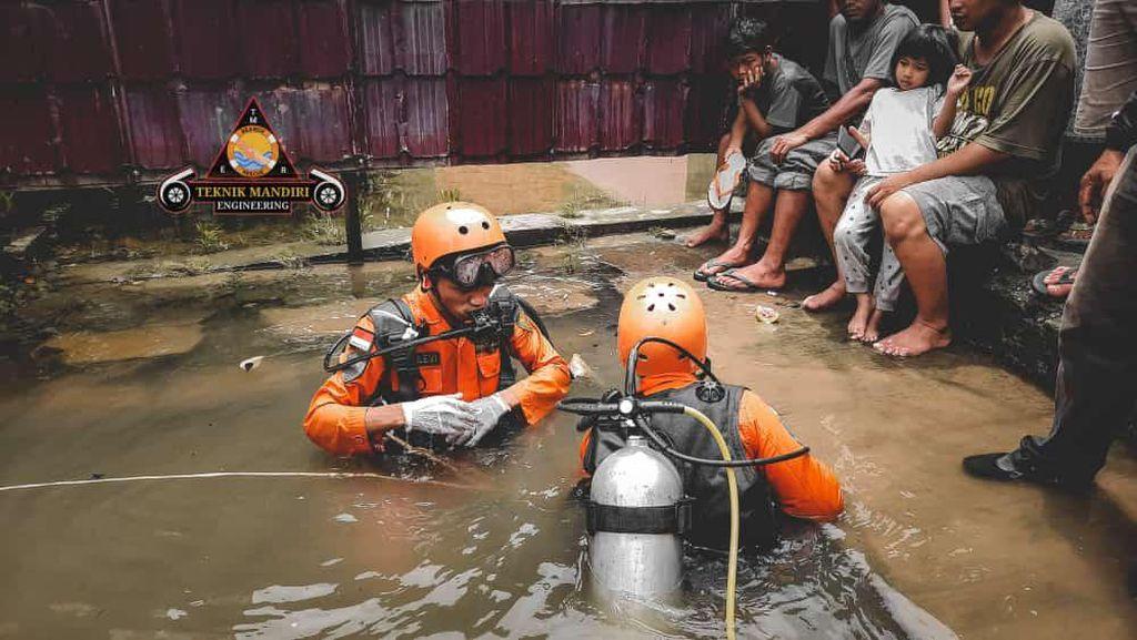 4 Hari Tersangkut di Gorong-gorong, Bocah di Samarinda Ditemukan Meninggal