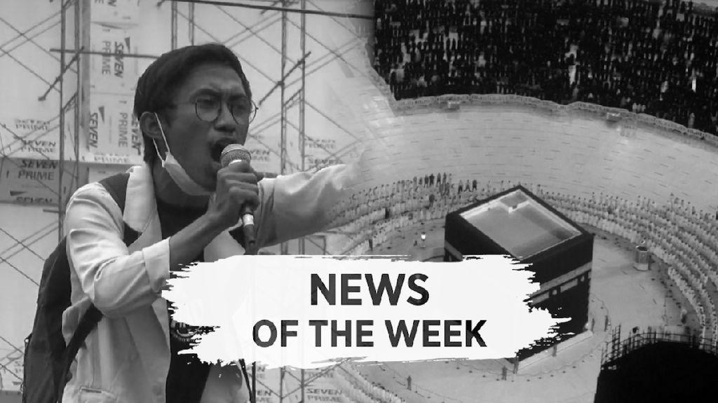 Rapor Merah Jokowi-Anies, Salat di Masjidil Haram Rapat Lagi