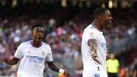 Babak Pertama El Clasico: Alaba Bawa Madrid Ungguli Barca 1-0