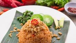 Resep Nasi Goreng Sederhana, Pakai 2 Bumbu yang Praktis