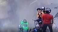 Viral Pengendara Ninja Pukuli Dua Orang Berboncengan di Tasik
