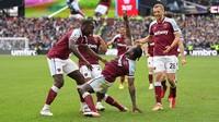 West Ham Vs Tottenham: Menang 1-0, The Hammers ke Posisi Empat